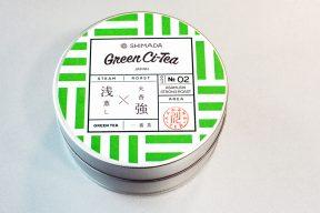 島田市のブランド茶 GREEN Ci-TEA