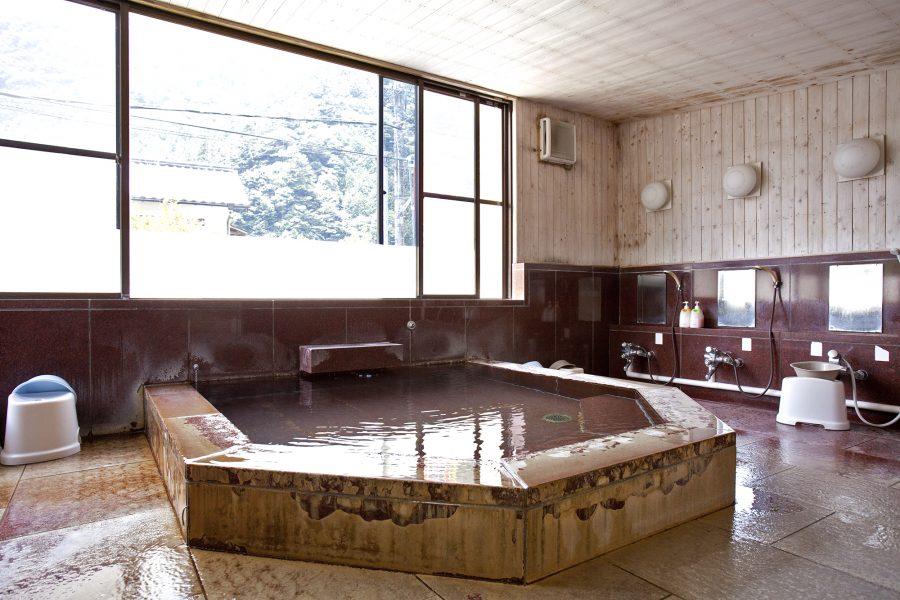 接岨峡温泉会館 せっその湯