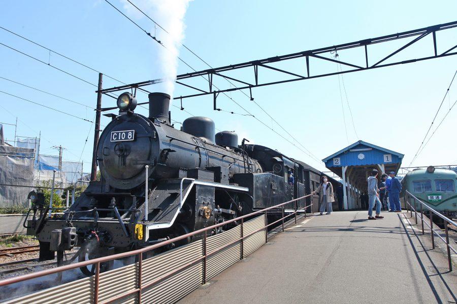 SLに会いに行こう! 『JR 金谷駅』から『大井川鐵道 新金谷駅』への行き方