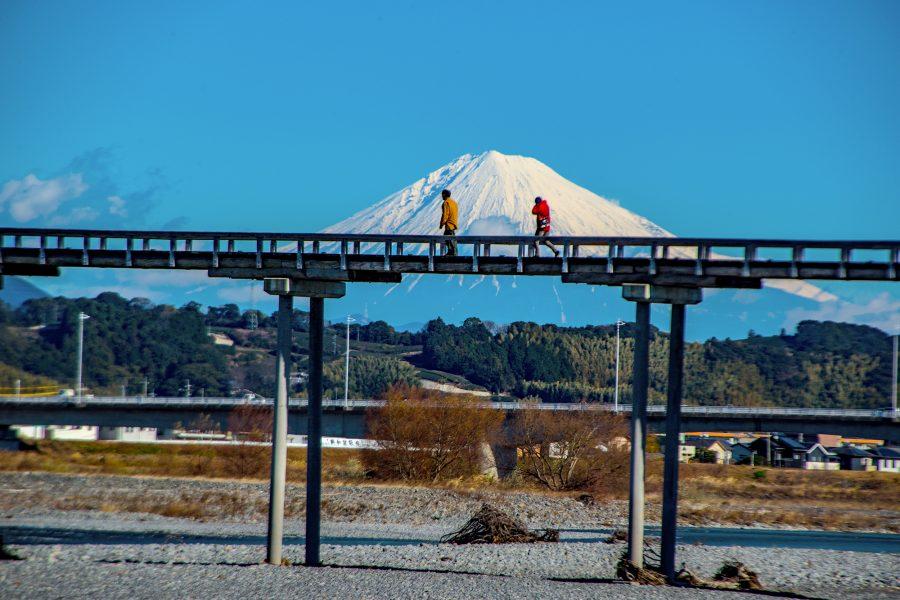 【3/20  NEW OPEN!】大井川の名所・蓬莱橋にショップ&お茶カフェが登場!
