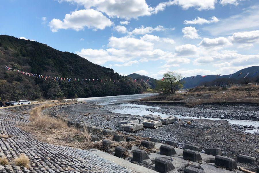 湯・食・癒の揃った大井川の旅(後編)