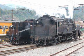 親子3代で楽しむ大井川、鉄道と温泉の旅(その2 SLフェスタ編)