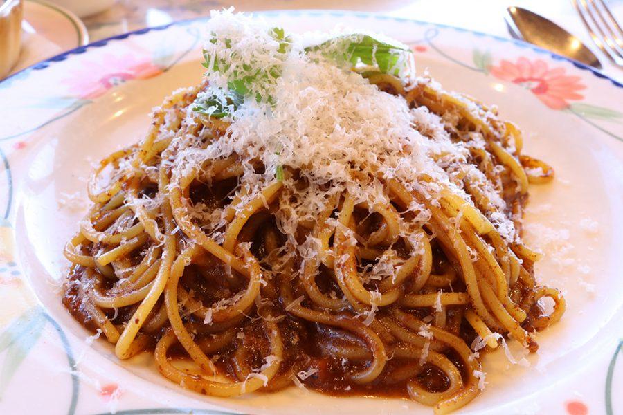 【親子でランチVOL.2】富士山を眺めながらイタリアン♪『ルイジアナ・ママ』
