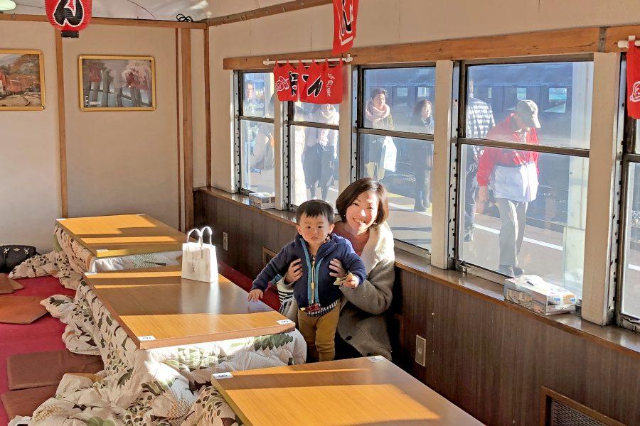 普通電車とSLに乗って♪ 家族で日帰り鉄道旅〜後編〜