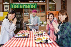 アプト列車でハイキング♪終点・井川へダムカレーを食べに行く。