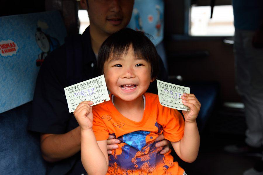 まだ間に合う!きかんしゃトーマス号『直前乗車チケット』を手に入れよう2(発券編)