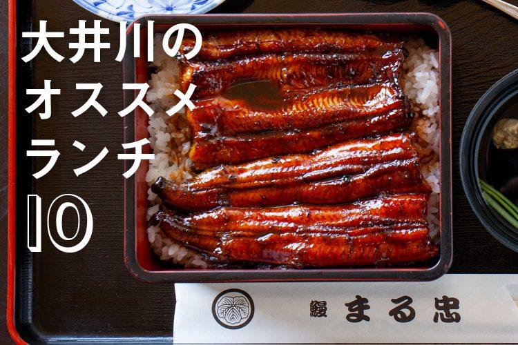 ご当地グルメを食べに行こう!大井川流域のおすすめランチを10店厳選しました >>>