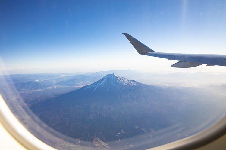 富士山遊覧飛行と、大井川鐵道SLと南アルプスあぷとラインツアー
