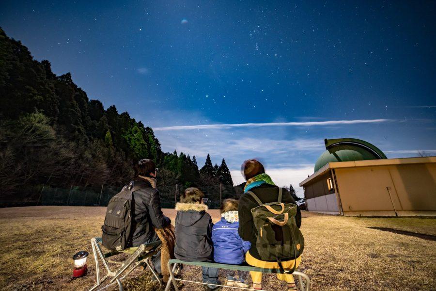 天体望遠鏡に感激!大井川の三ツ星天文台に行ってきました