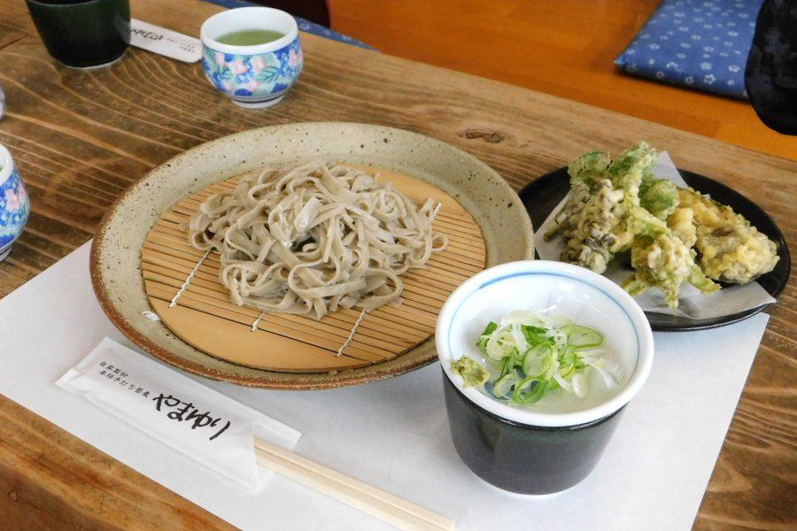 はじめての『蕎麦打ち体験』! in 島田市