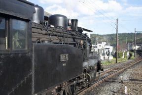 大井川の春を撮る その6ーSL乗車体験
