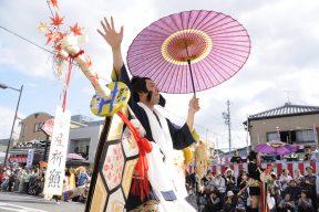 第109回島田大祭が開催されます