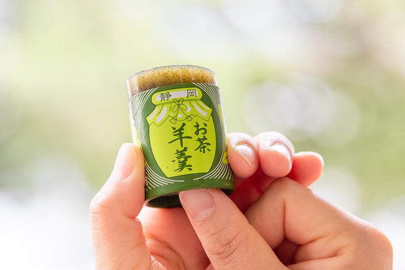 大井川の定番お土産「お茶菓子5選」