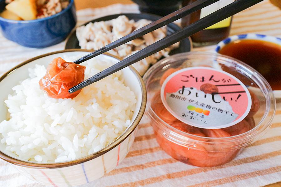 大井川のおみやげ「ご飯のおとも 5選」
