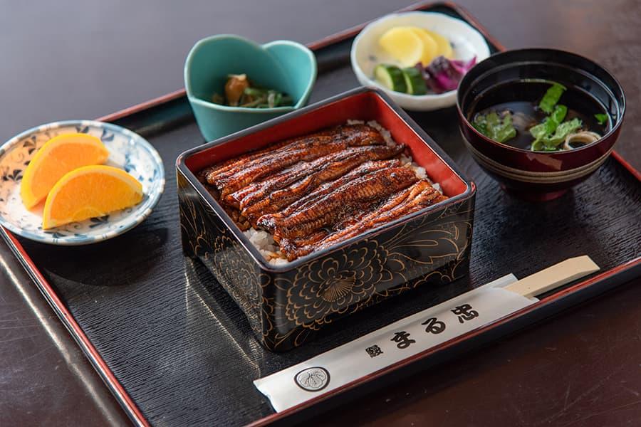 焼津丸忠うなぎの鰻重を食べよう | 大井川で逢いましょう。