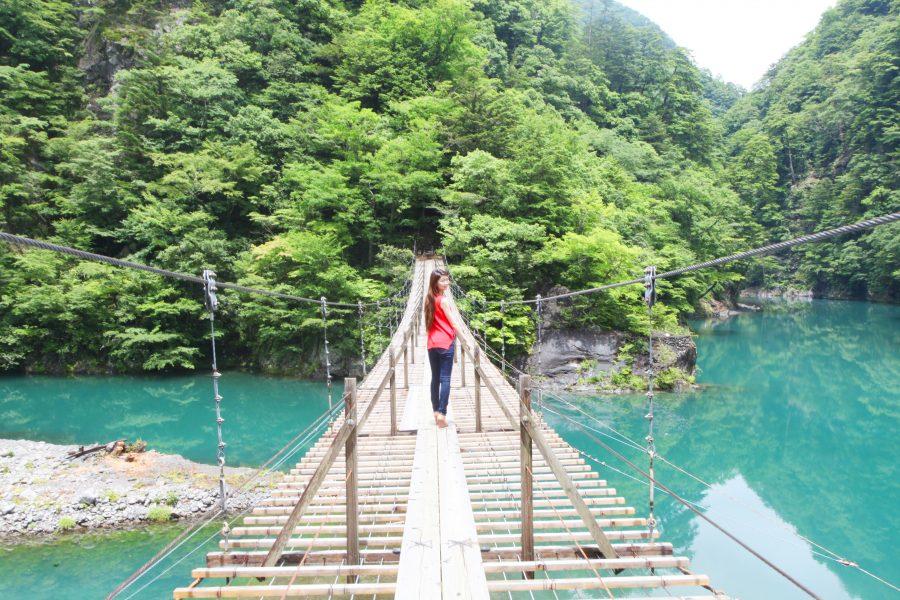 KADODE OOIGAWA から夢のつり橋まで、大井川を楽しむ日帰り旅